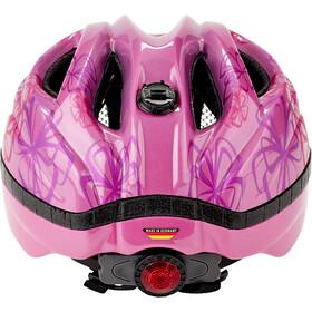 KED Meggy Trend Casco Niños, pink flower